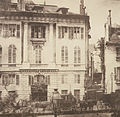 William Henry Fox Talbot, Carriages and Parisian Townhouses, 1843.jpg