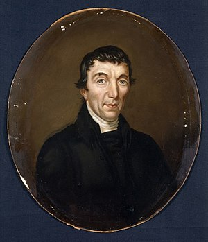 William Roos - Image: William Roos John Elias (1839)
