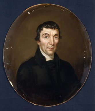 William Roos - Image: William Roos John Elias (1839)