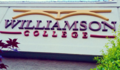 Williamson College Campus Sign.png