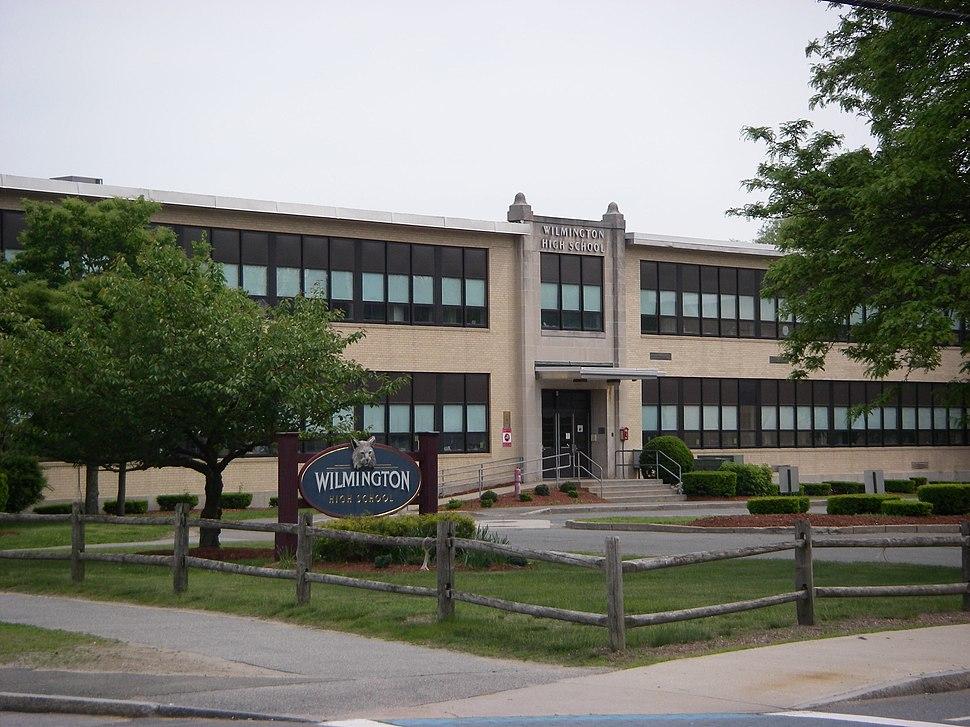 Wilmington Mass high school