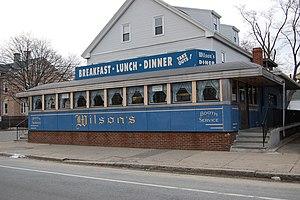 Wilson's Diner, Waltham MA