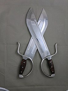 Butterfly sword - Wikipedia