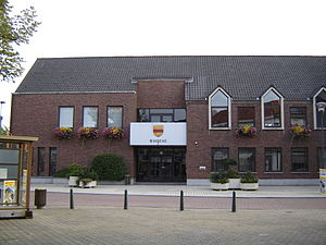 Wingene - Image: Wingene Town hall 1