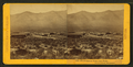 Winnemucca town and peak, 334 miles from Sacramentto, by Hart, Alfred A., 1816-1908.png