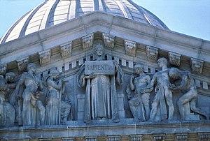 Attilio Piccirilli - Wisconsin State Capitol