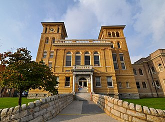 Wise, Virginia - Wise County Courthouse