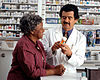 Woman consults with pharmacist (2).jpg