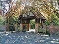 Woodman Road Cemetery, Brentwood - geograph.org.uk - 419679.jpg