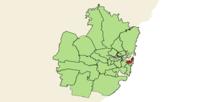 Woollahra LGA in Metropolitan Sydney.png