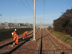 Working on the trams (geograph 3243414).jpg