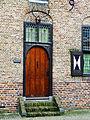 Woudenberg, Voorstraat 12 Schoutenhuis voordeur GM0315-p4815.jpg