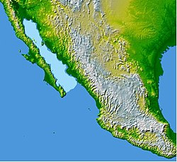 Gulf of California - Wikipedia, the free encyclopedia
