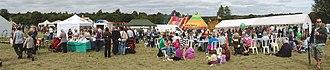Wychwood - Crowds at a Wychwood Fair