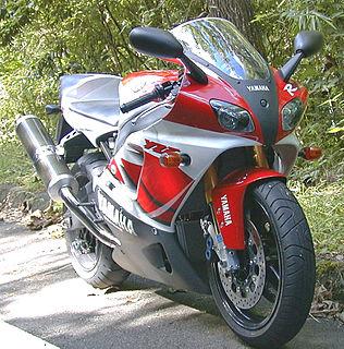 Yamaha YZF-R7 motorcycle