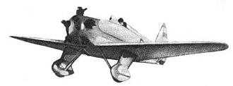 Yakovlev UT-1 - Image: Yak ut 1