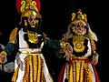 Yakshagana Performance at NINASAM (India Theatre Forum Stuyd Tour May 2013) (8764552780).jpg
