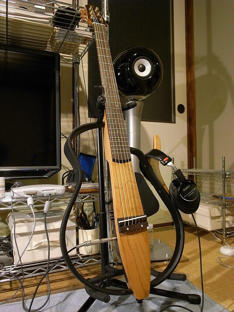 Yamaha Silent Guitar Slgnw Review