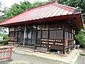 Yamanashioka shrine Yamanashi-City in the Mt.Ishimori №2.JPG