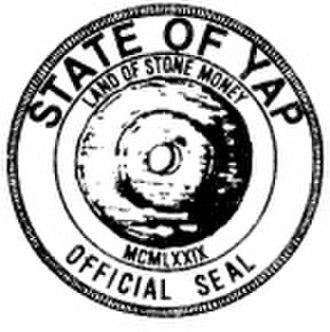 Yap - Image: Yap State Seal