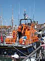 Yarmouth Old Gaffers Festival 2009 lifeboat.jpg