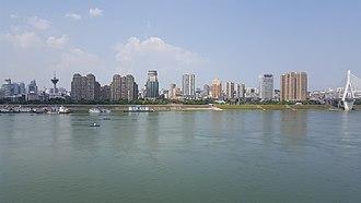 Yichang - Yichang skyline