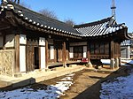 Yongheung-gung; The house of Cheoljong of Joseon's birth.