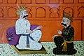Yudhisthira talk with arjuna from Bhagavata purana series by manaku.jpg