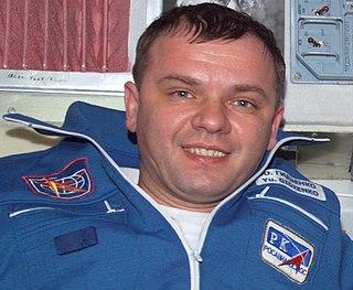 Yuri Gidzenko Russian cosmonaut (born 1962)