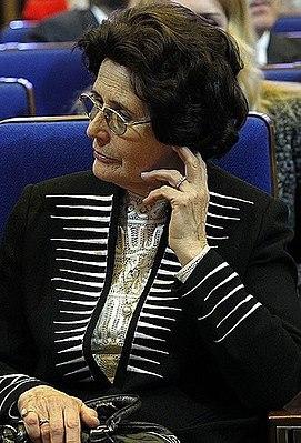 Валентина Гагарина в 2011 году