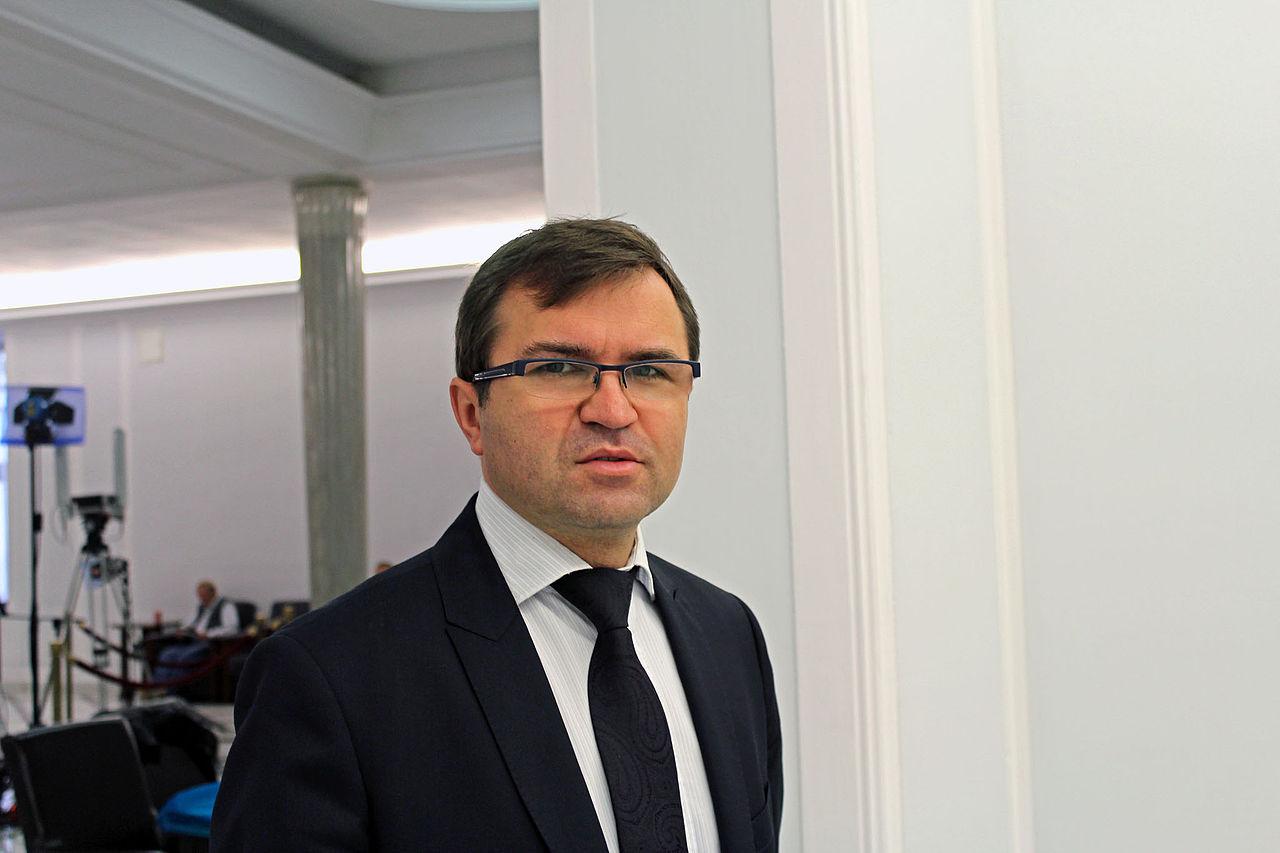 Zbigniew Girzyński fot. Lukas Plewnia wikimedia commons