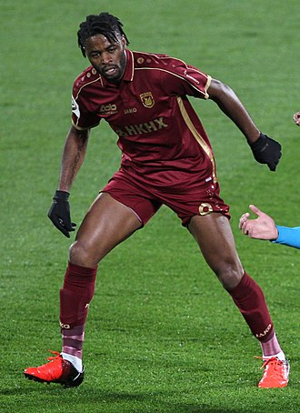Alex Song - Song with Rubin in 2016