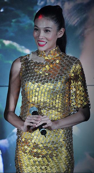 Zhang Lanxin - Zhang Lanxin in 2012.