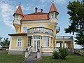 Zichy Mansion, W in Fonyód, 2016 Hungary.jpg