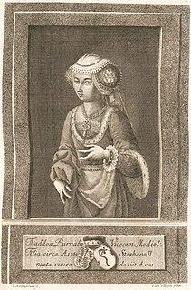 Taddea Visconti 14th-century Duchess of Bavaria