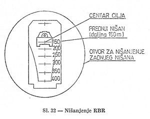 """M80 Zolja - Aiming the M80 """"Zolja"""""""