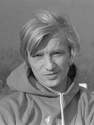 Zoltán Varga (footballer) - Zoltán Varga in 1973