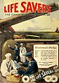 """""""Life Savers The Candy Mint with the Hole"""" ad, Mint Products Company New York - from, Picture-Play Magazine (Mar-Aug 1918) (IA pictureplaymagaz08unse) (page 174 crop).jpg"""