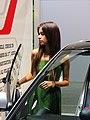 """ 12 - ITALY - Bologna motor show - ragazza immagine - showgirl 07.jpg"
