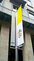 """"""" 15 - Italy - MILANO EXPO 2015 - Città del Vaticano - Vatican City - Santa Sede - flag.jpg"""