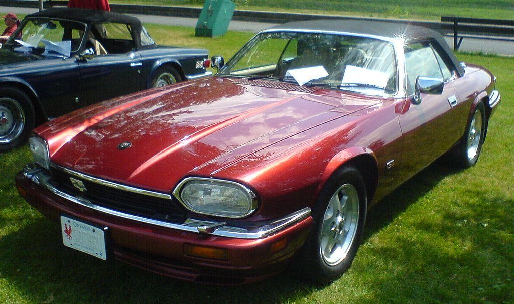 Jaguar Xjs Classic Car