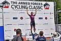 'Valor' Award Winner Rachel Langdon -- The 2019 Armed Forces Cycling Classic Arlington (VA) June 2, 2019.jpg