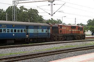 Guntur–Tenali section - Repalle Delta Passenger runs on this route