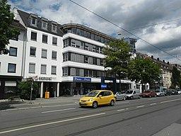 Äußere Sulzbacher Straße in Nürnberg