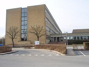 Aarhus Tech - Image: Århus tekniske Skole