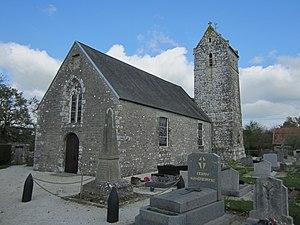 ÉgliseSaint-Martin de Champcervon.