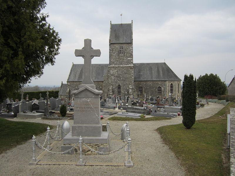 Église Saint-Martin de fr:Monthuchon