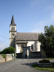 The church of Saint-Saturnin