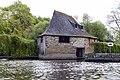 Élavation amont, moulin de la Molière, Saint-Senoux, France.jpg