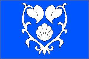 Černčice (Náchod District) - Image: Černčice (okres Náchod) vlajka